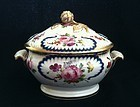English 19th century imitation Sevres sauce tureen