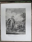 Boydell Engraving after Shakespeare 19th century New York