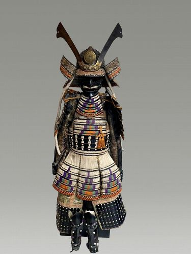 meiji period O Yori  samurai armor