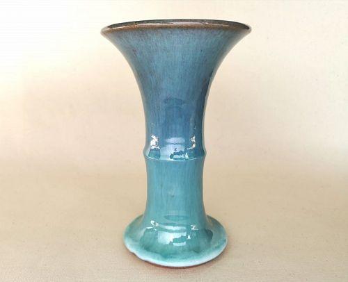 Flower vase by Toshi Munakata