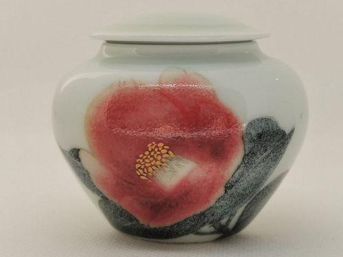 Chaire tea container by Takanori Fujino