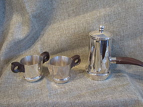 Bachelor's Tea Set by William Spratling