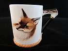 "Royal Doulton ""Reynard the Fox"" Demitasse Cup"