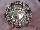 S. Kirk & Son Sterling Repousse Bowl