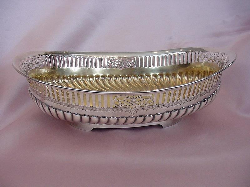 Gorham Sterling Centerpiece Bowl