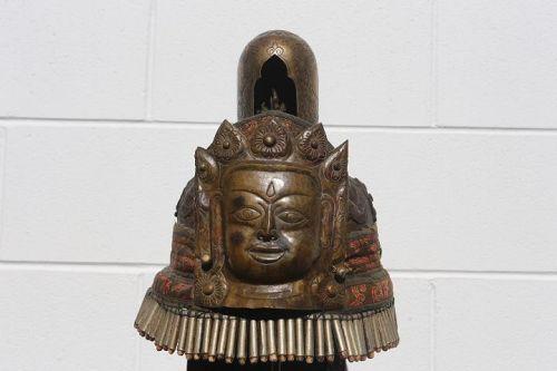 Ancient Tibetan Headdress