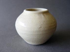 "A fine white glazed "" White Song Dynasty "" Jar"