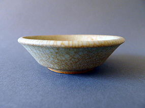 Song Dynasty Guan glazed Longquan Celadon bowl