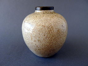 A very nice Ge type  probably Japanese jar