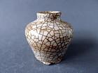 A nice Ming Dynasty Ge glazed  ( Geyao ) jarlet