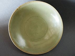 A Song Dynasty Longquan ware Lotus bowl