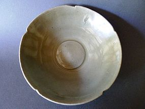 A rare Five Dynasties Yue ware  bowl