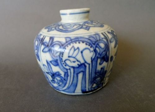 A very nice example of a Ming Dynasty Wanli period deer-jar
