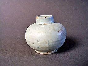 A rare Yuan Dynasty Shufu-Ware Jarlet