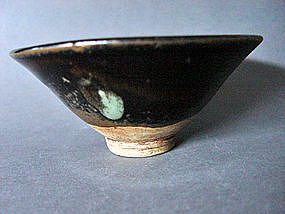 Yuan Dynasty  brown glazed  Bowl