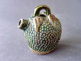 A nice  Sancai glazed Waterdropper