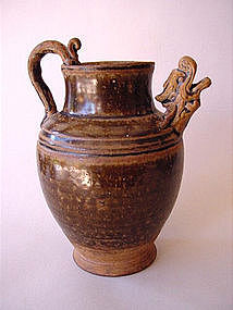 Rare Tang - Five Dynasties Ewer !