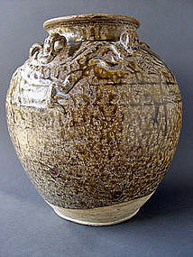 Very rare and beautiful Five Dynasties Jar