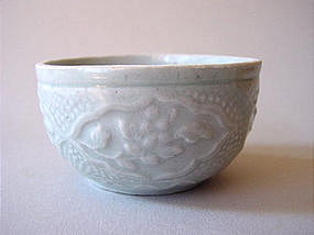 Yuan dynasty qingbai bowl !