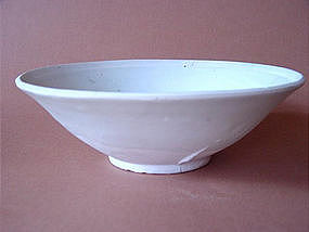 White Yuan dynasty bowl !