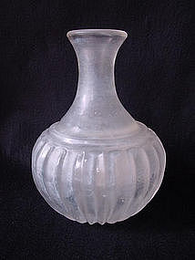 Extremely rare Song - Yuan Dynasty glassvase
