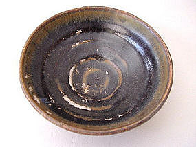 Song Dynasty bowl Temmoku glazed !