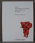 Catalog FRANCOIS STORNO Collection of NETSUKE