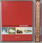 Book MASTERPIECES OF NETSUKE ART 1000 netsuke