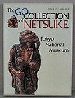 Book THE GO COLLECTION OF NETSUKE