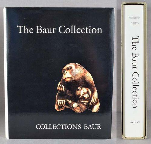 Book THE BAUR COLLECTION: NETSUKE