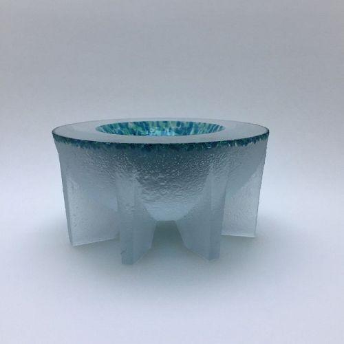 Don Gonzalez Glass Sculpture:  Naiades Spring