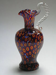 Occhi murrine pitcher