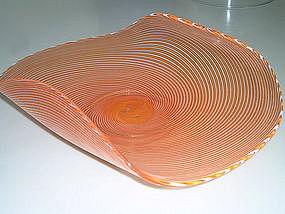 Dino Martens' Mezza Filigrana Platter