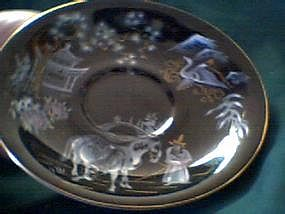 Royal Albert Bone Oriental Plate