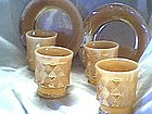 Fire King Cups and Saucers