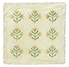 Antique Tulip Quilt