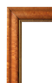 Bird's Eye Maple Picture Frame