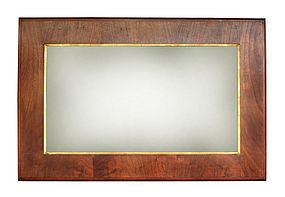 Overmantle Mirror