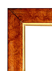 Bird's-Eye-Maple Picture Frame