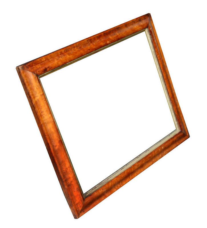 Bird's Eye Maple Frame