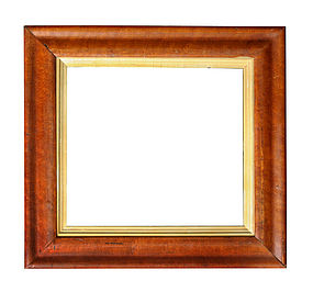 Bird's Eye Maple Frame