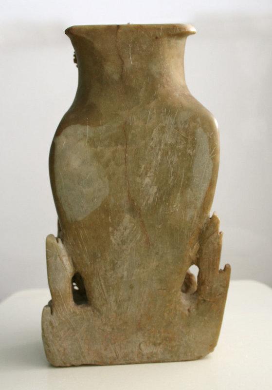 Soap Stone Vase
