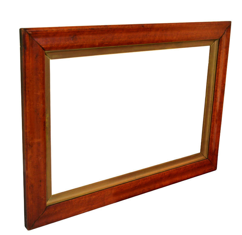 Bird's Eye Maple Picture Frame