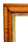 Bird's-Eye-Maple Frame