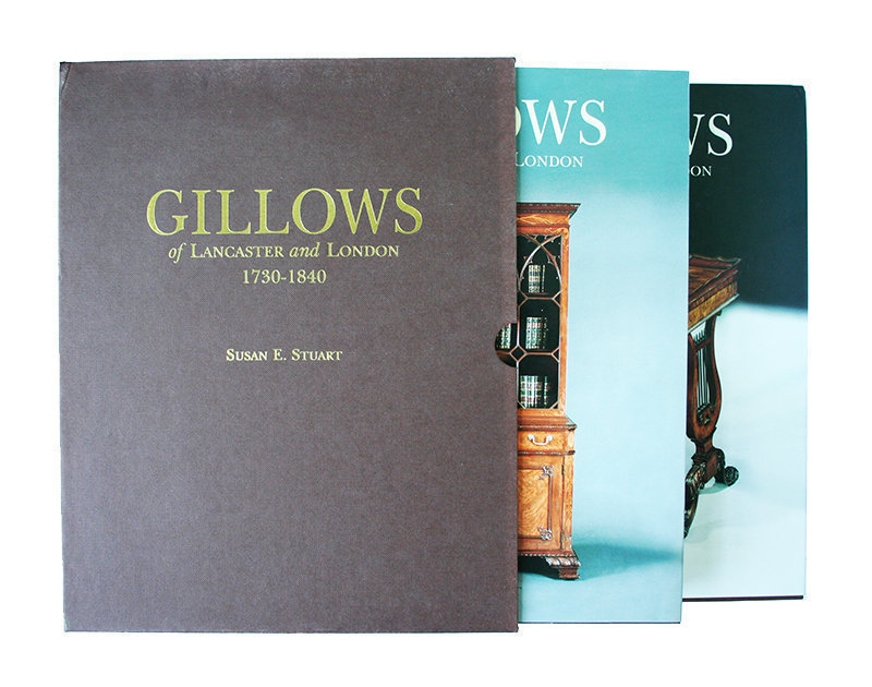 Gillows : Of Lancaster and London 1730-1840 by