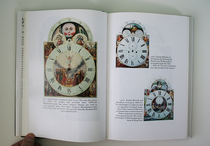 Longcase Painted Dials : Their History and Restoration