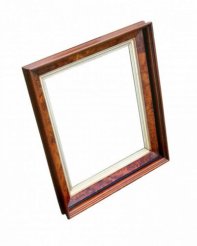 Antique Victorian Walnut Frame