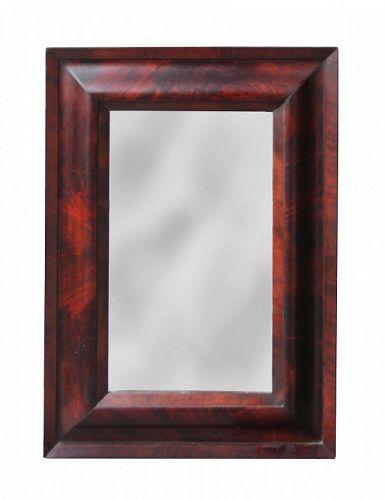 Mahogany Ogee Mirror