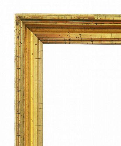 LARGE Antique Gold Leaf/Gilded Picture Frame
