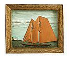 Ship Model Diorama